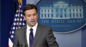 White House Deputy Press Secretary Josh Earnest Holds Daily Briefing