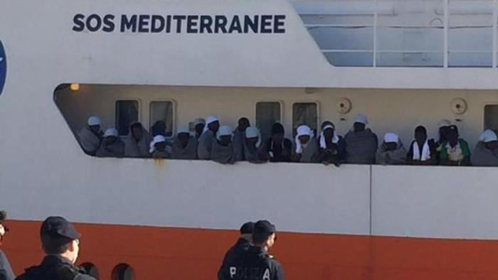 Nave-delle-ONG-con-migranti-imbarcati-in-Libia