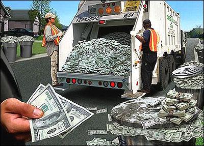 """Risultati immagini per GUERRA NEL PACIFICO.Ci siamo: """"Ecco quindi la miscela esplosiva: la necessità per l'America di difendere i """"cassonetti della spazzatura"""" dove collocare dollari in cambio di merci""""."""