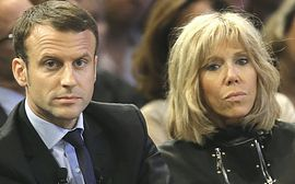 Emmanuel-Macron-e-Brigitte-Trogneux