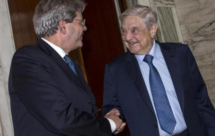 Soros-Gentiloni