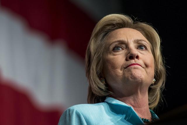 Hillary Nervous