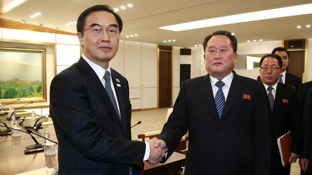Two Koreas Peace